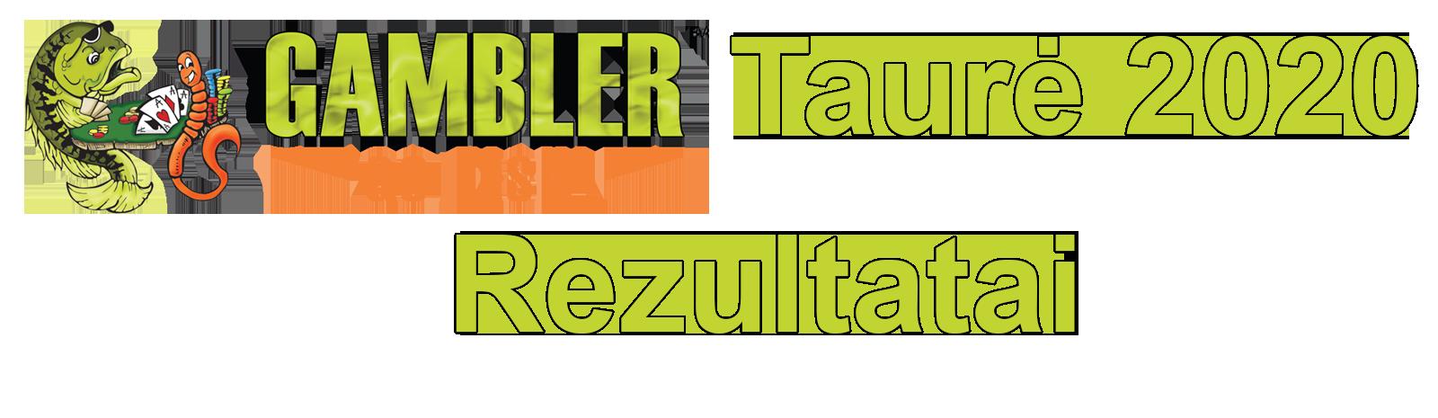Gambler Taurė 2020 - Rezultatai